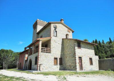Monte Castello di Vibio, Italy