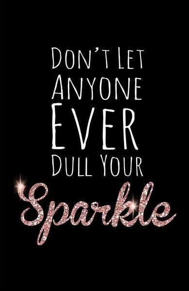 DON'T LET ANYONE EVER…