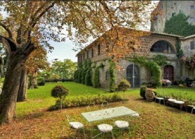 Vintage Villa in Bomarzo With Park – Viterbo – Lazio