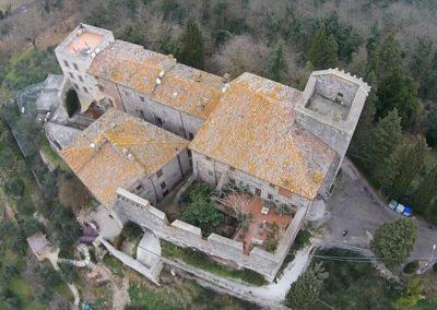 Castle of The Year 1100 – Todi – Perugia – Umbria
